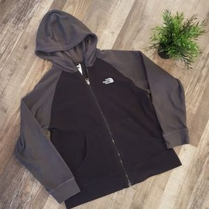 Boy Large The North Face jacket